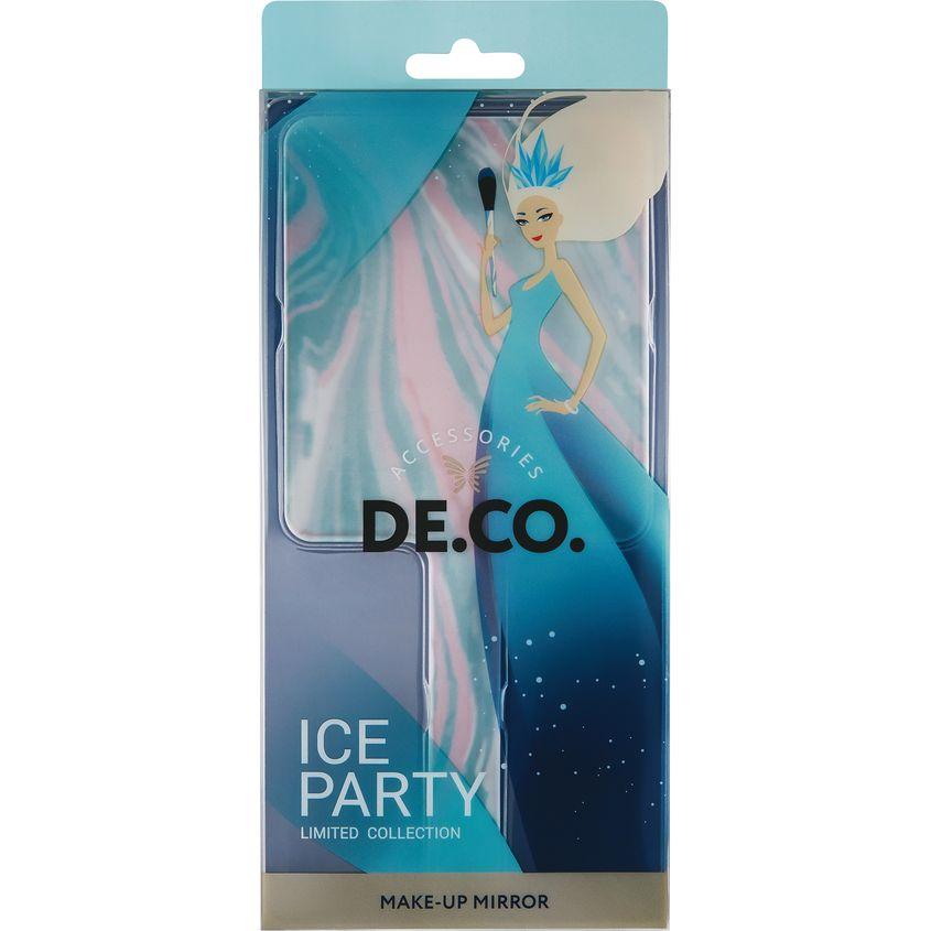DECO. Зеркало для макияжа ICE PARTY на ручке