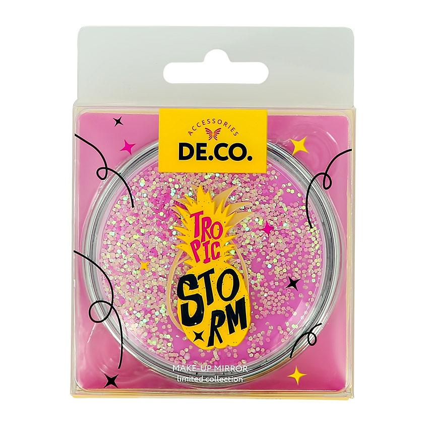 DECO. Зеркало для макияжа TROPIC STORM 0
