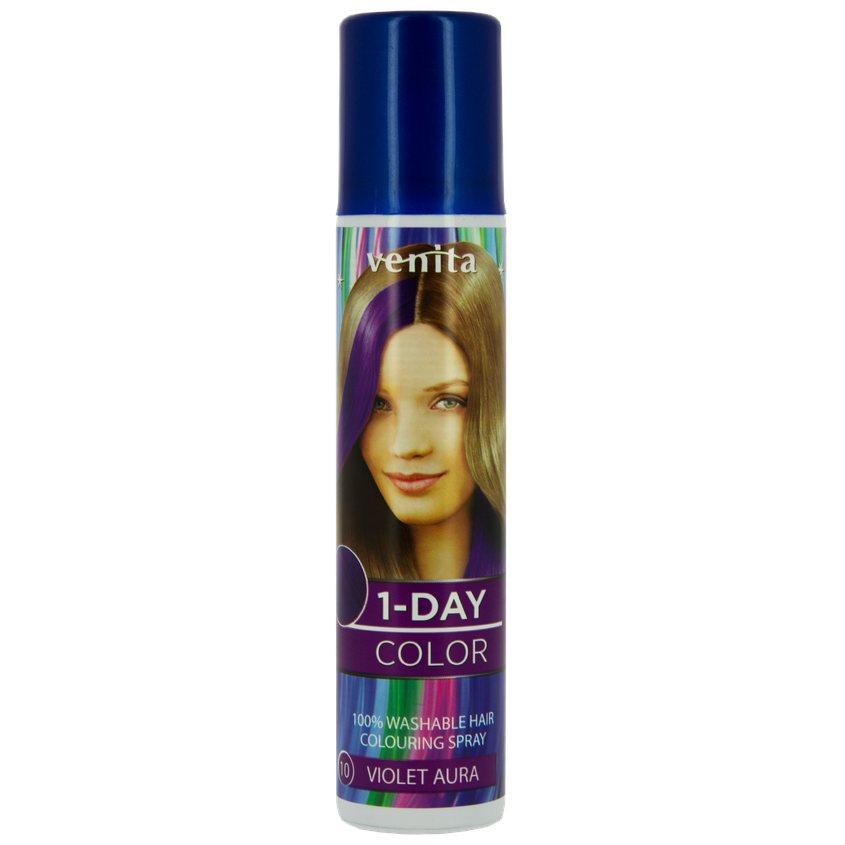 VENITA Спрей для волос оттеночный 1-DAY COLOR