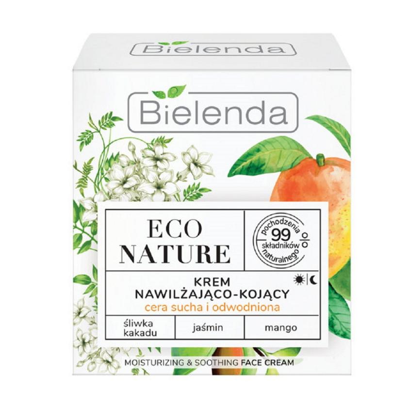 Купить BIELENDA крем для лица успокаивающий ECO NATURE
