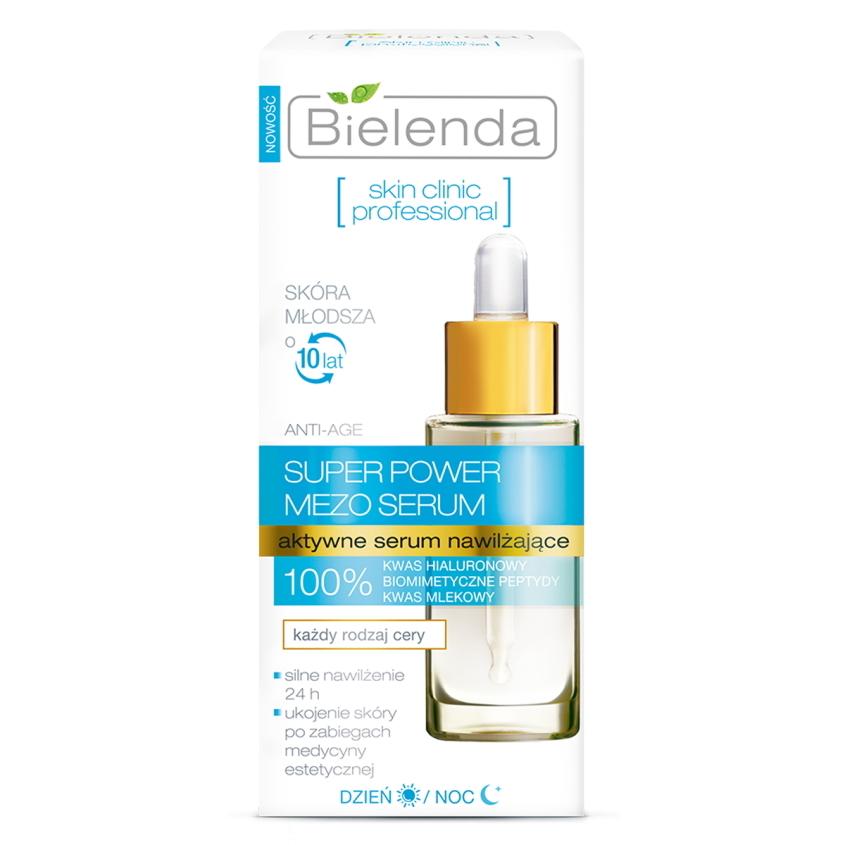 Купить BIELENDA сыворотка для лица с гиалуроновой кислотой SKIN CLINIC PROFESSIONAL