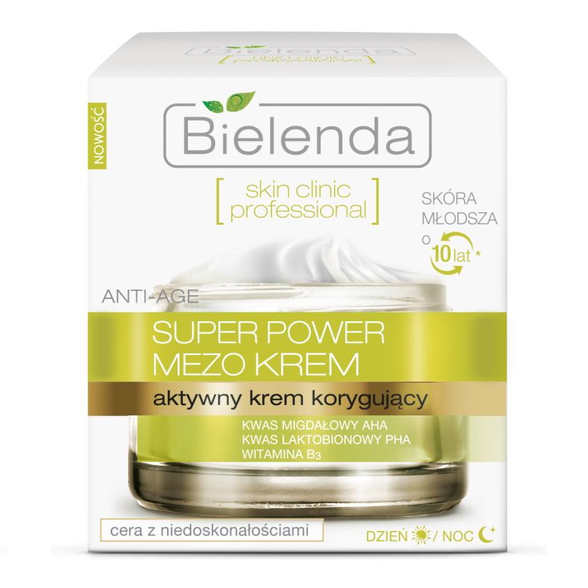 Купить BIELENDA крем для лица с кислотами SKIN CLINIC PROFESSIONAL