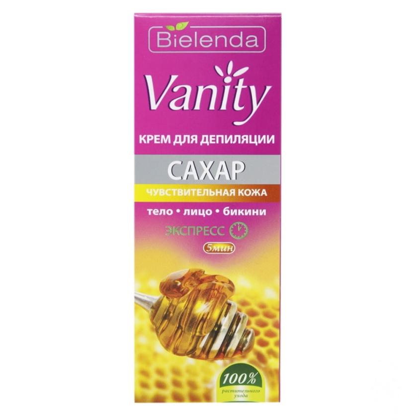 BIELENDA крем для депиляции сахарный VANITY