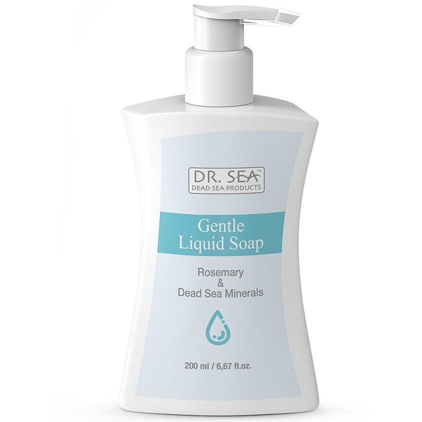 DR. SEA Антибактериальное дезинфицирующее жидкое мыло для рук