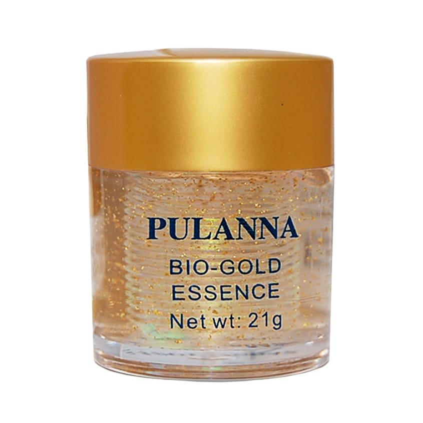 PULANNA гель для глаз Био-золото