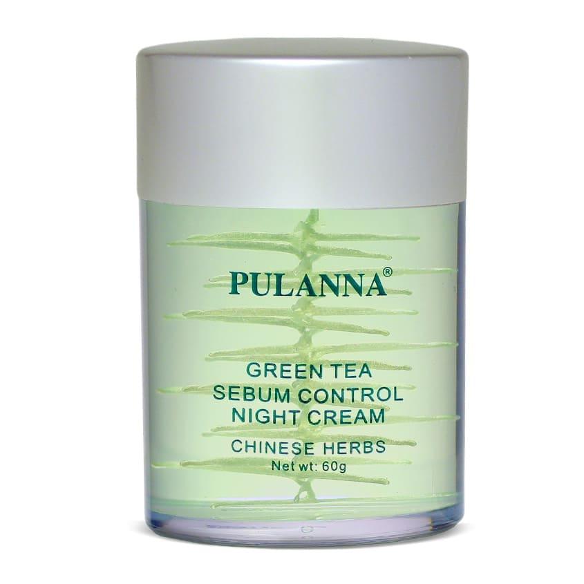 PULANNA гель для лица Зелёный чай