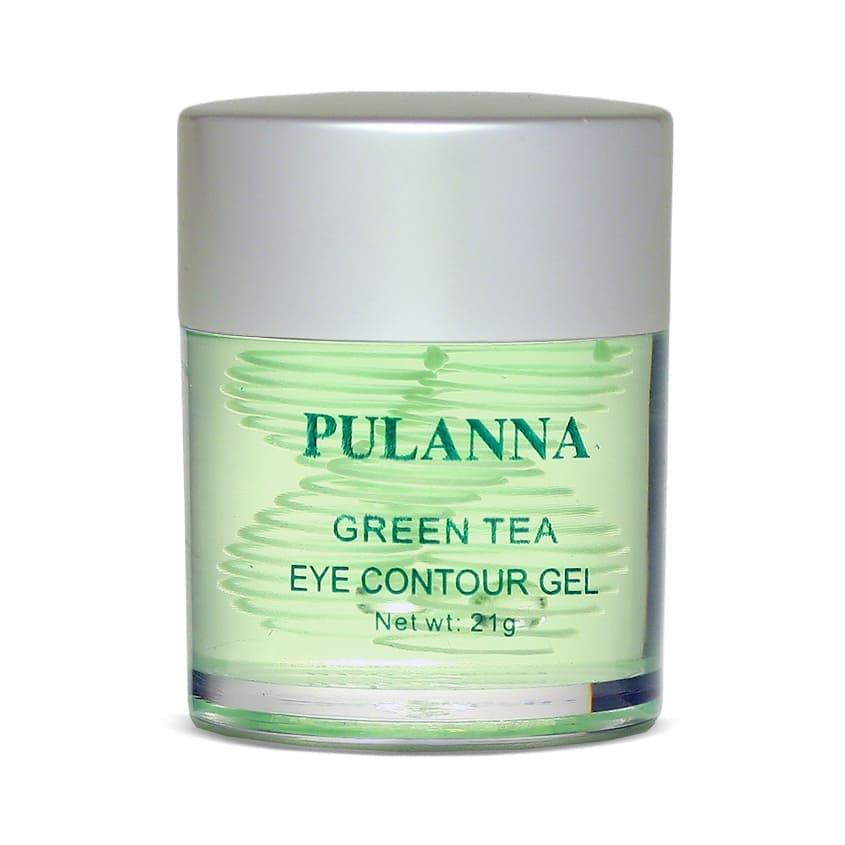 PULANNA гель для глаз Зелёный чай