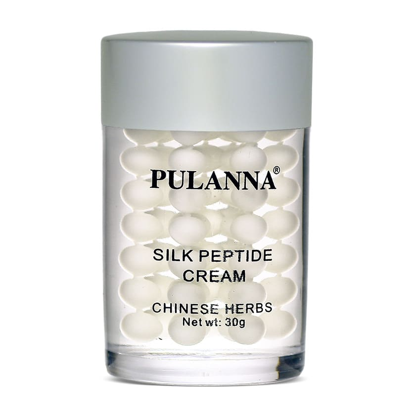 PULANNA крем для лица Пептиды шёлка