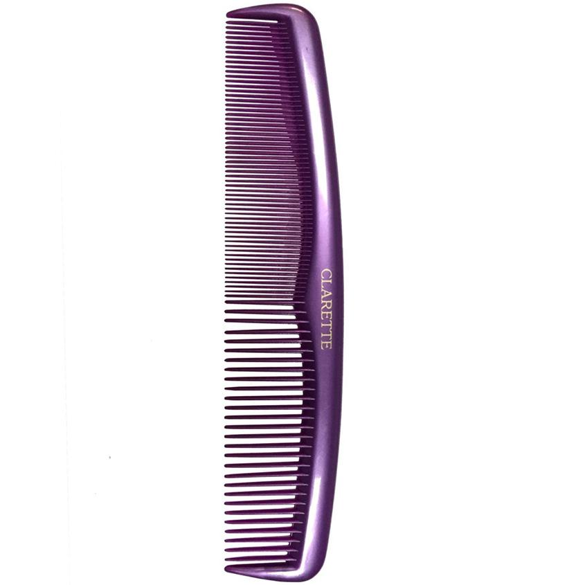 Купить CLARETTE Расческа для волос универсальная CPB 628 Сиреневая