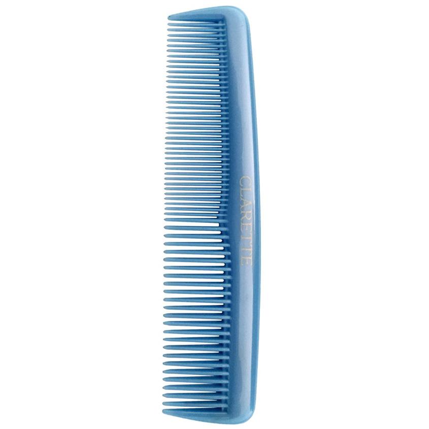 Купить CLARETTE Расческа для волос универсальная CPB 629 Голубая