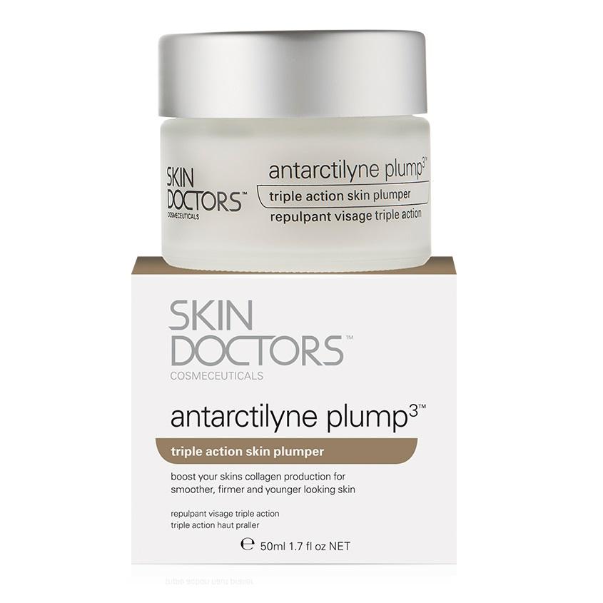 SKIN DOCTORS крем для повышения упругости кожи тройного действия Antarctilyne Plump