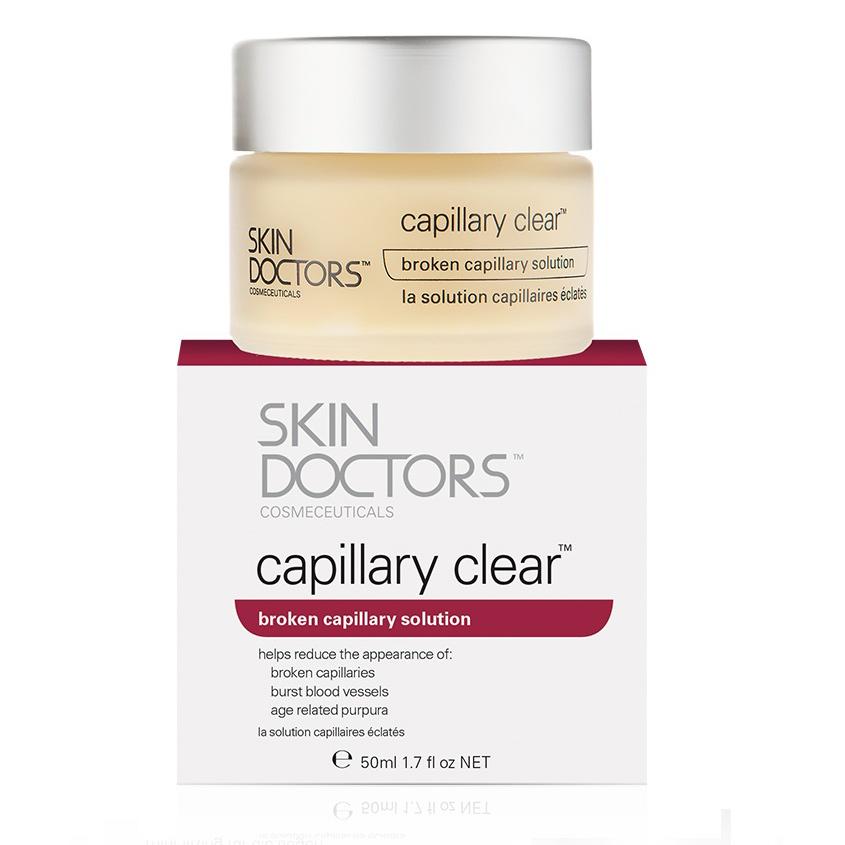 SKIN DOCTORS крем для кожи лица с проявлениями купероза Capillary Clear