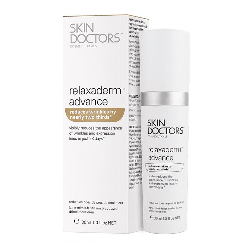 SKIN DOCTORS прогрессивный крем для лица против морщин и мимических линий Relaxaderm™ Advance