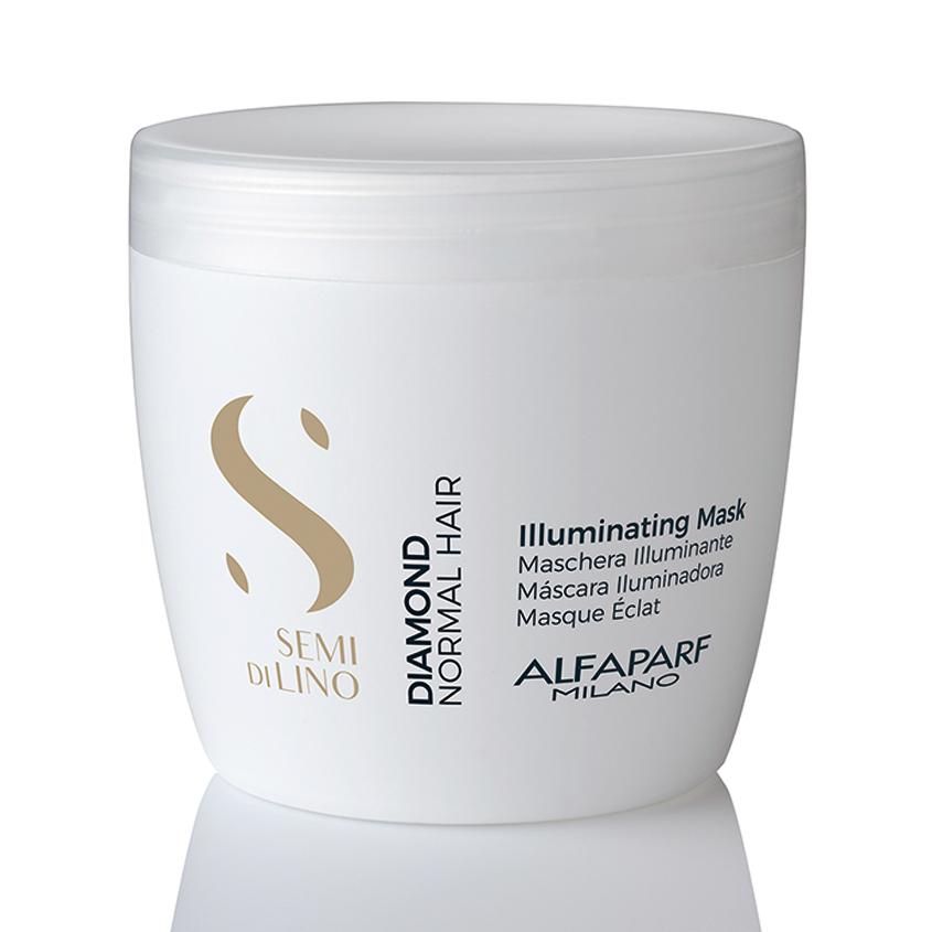 Купить ALFAPARF Маска для нормальных волос для придания блеска SDL, ALFAPARF MILANO