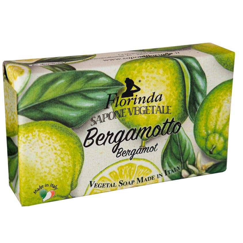 "FLORINDA мыло ""Воздух Осени"" Bergamotto / Бергамот"