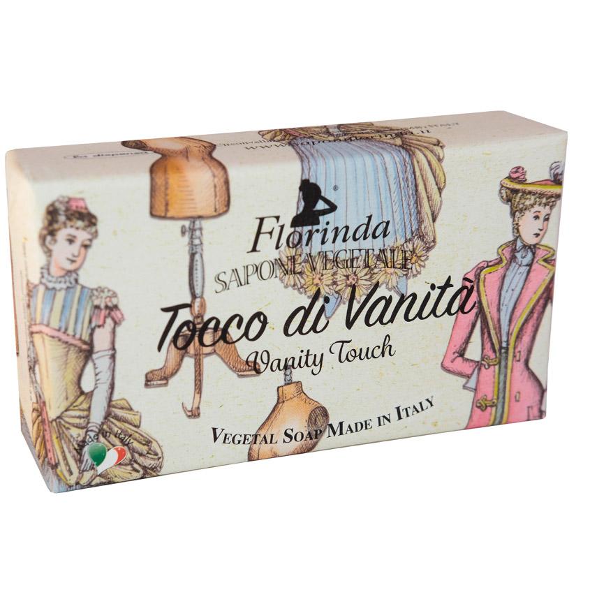 """FLORINDA мыло """"Сладкая Жизнь"""" Tocco Di Vanita / Прикосновение Роскоши"""