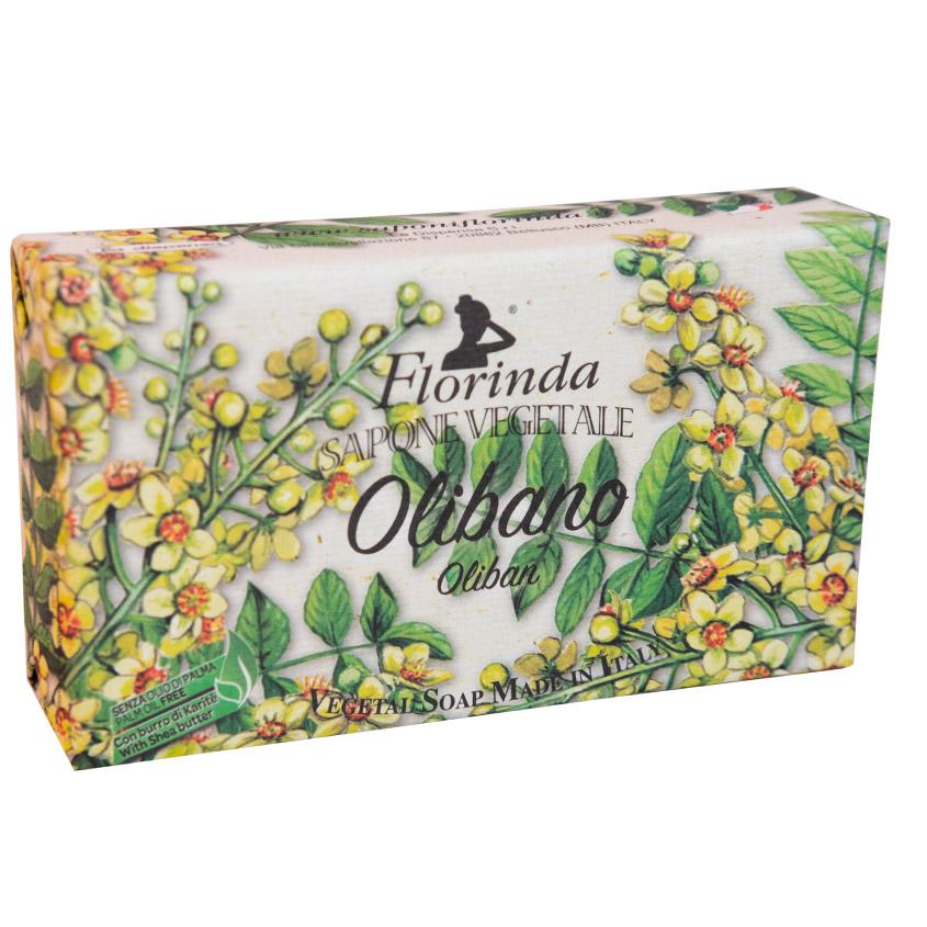 FLORINDA мыло Olibano (Palm Oil Free) / Ладан