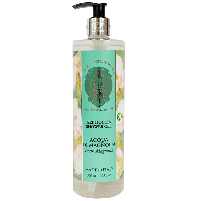 LA FLORENTINA Гель для душа Fresh Magnolia. Свежая магнолия