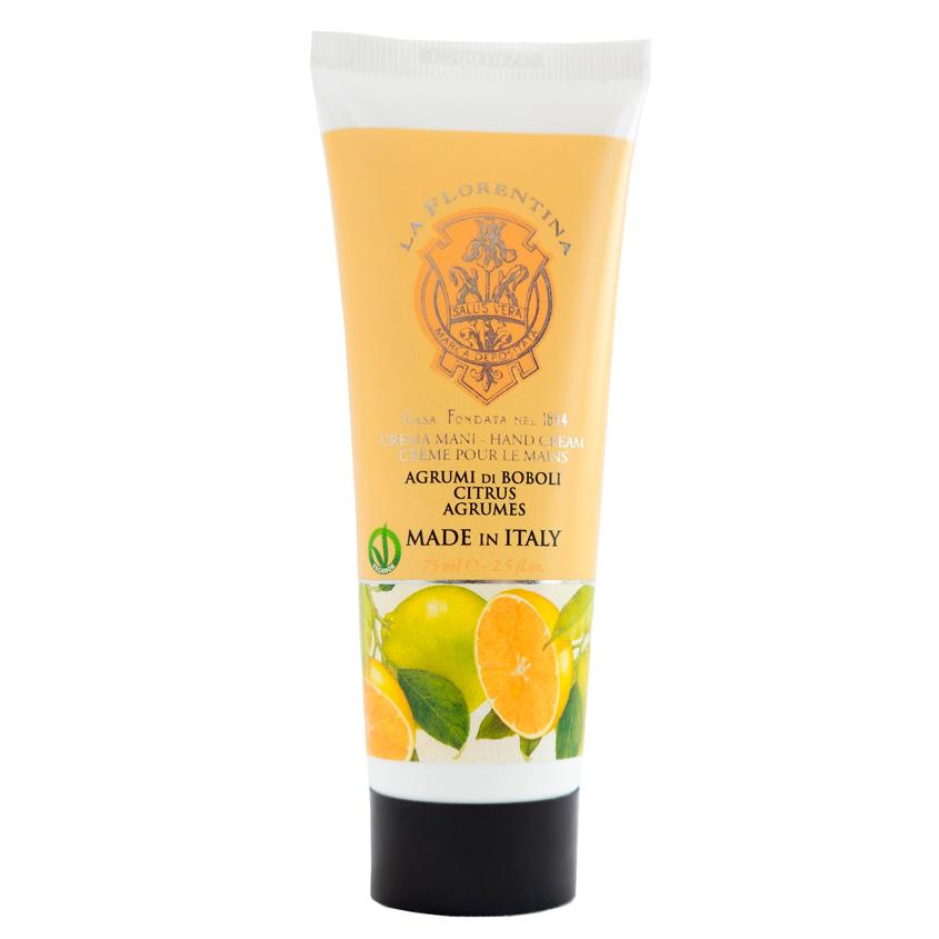 LA FLORENTINA Крем для рук Citrus. Цитрус