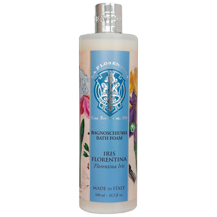 LA FLORENTINA Пена для ванны Florentina Iris. Флорентийский ирис