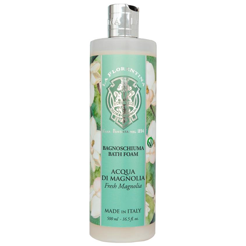 LA FLORENTINA Пена для ванны Fresh Magnolia. Свежая магнолия