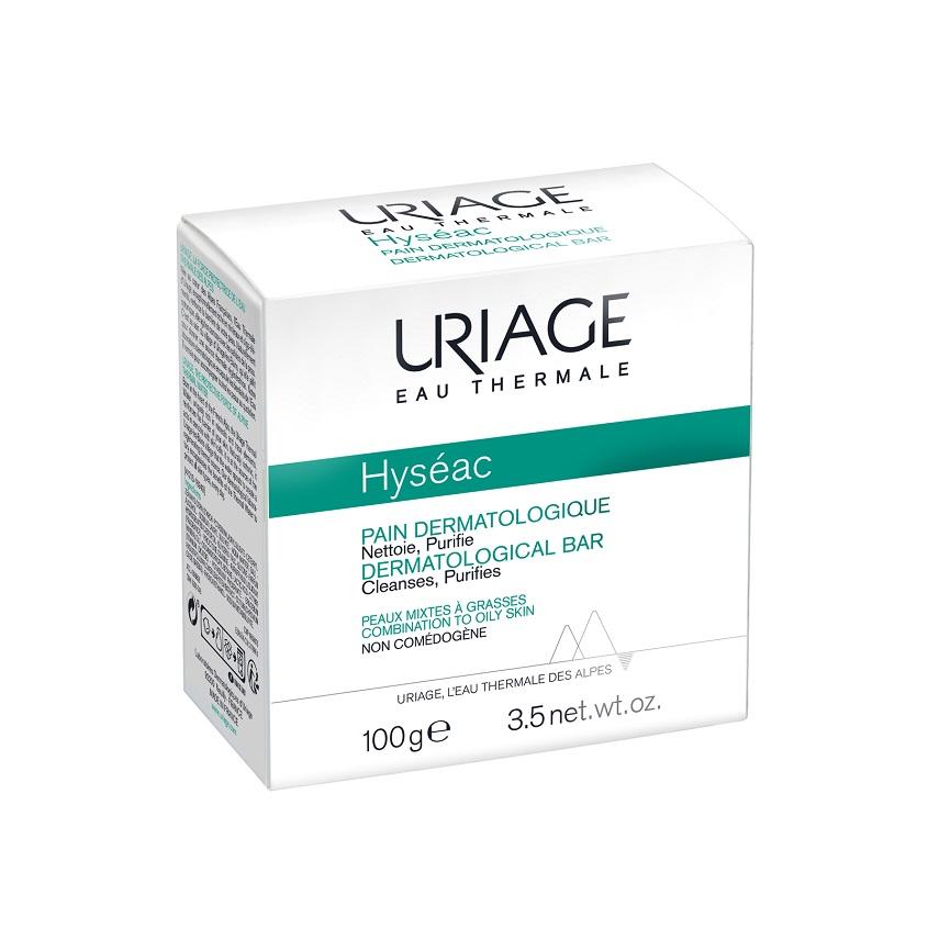 URIAGE Исеак дерматологическое мыло