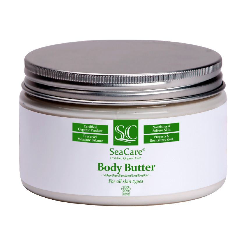 SEACARE Органическое Масло для тела с Экстрактом Алоэ Вера и Натуральными Маслами