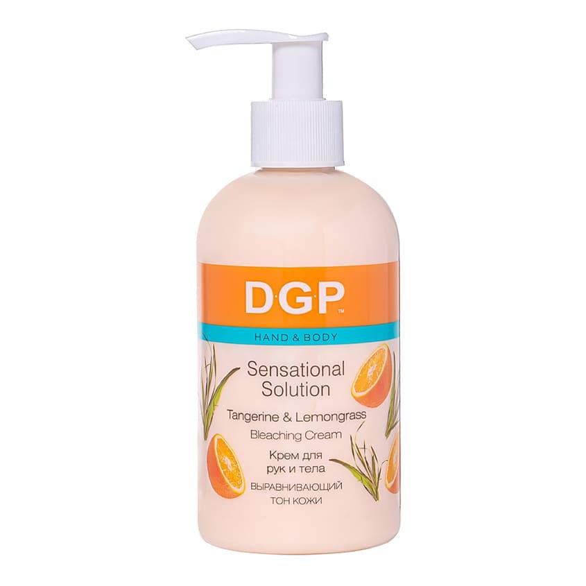 DOMIX DGP Sensational Solution Питательный крем для рук и тела