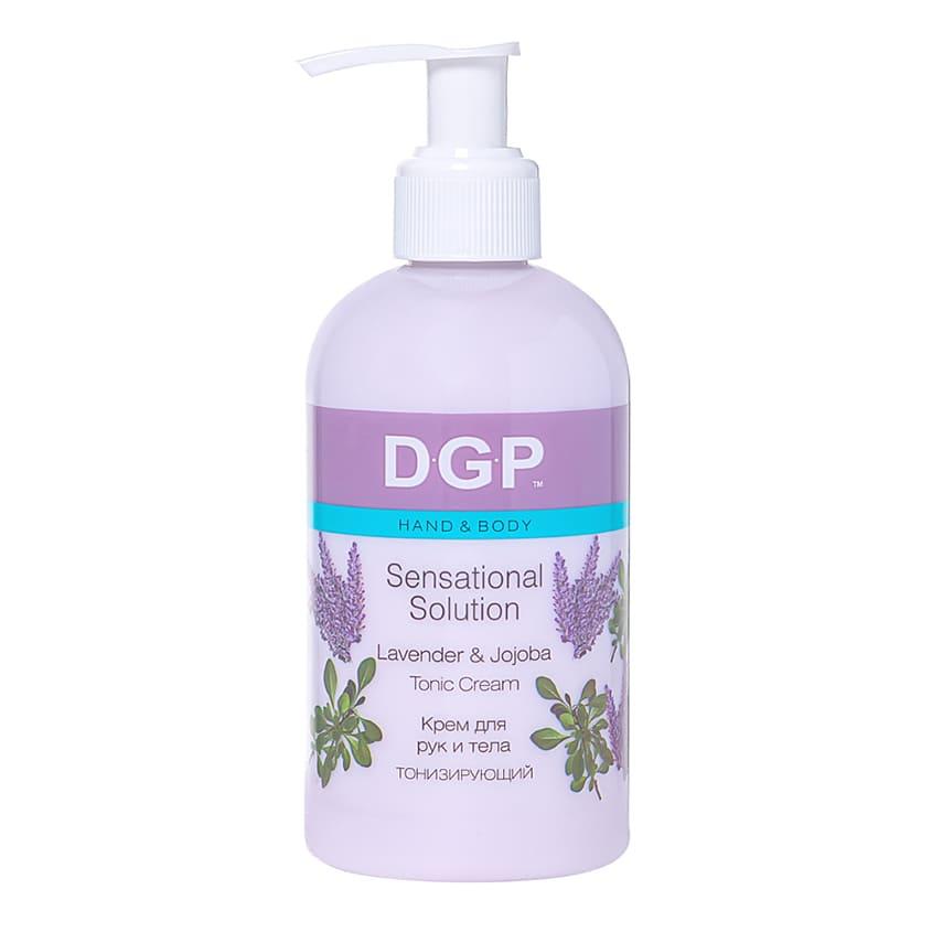 DOMIX DGP Sensational Solution Увлажняющий крем для рук и тела