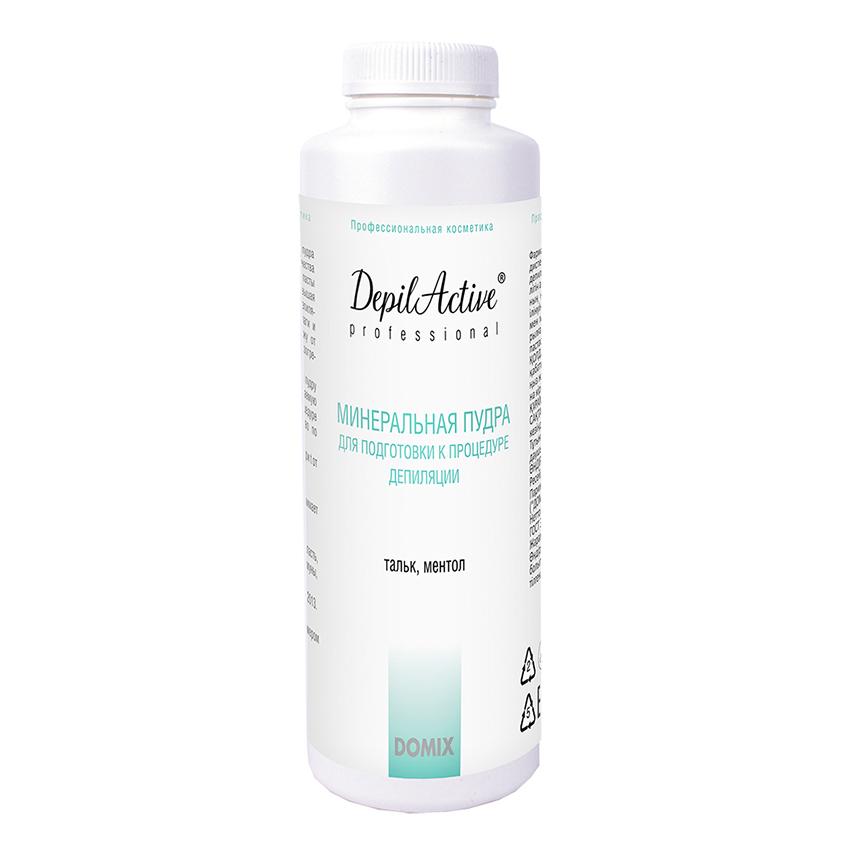 Купить DOMIX DAP Минеральная пудра для подготовки к процедуре депиляции с ментолом
