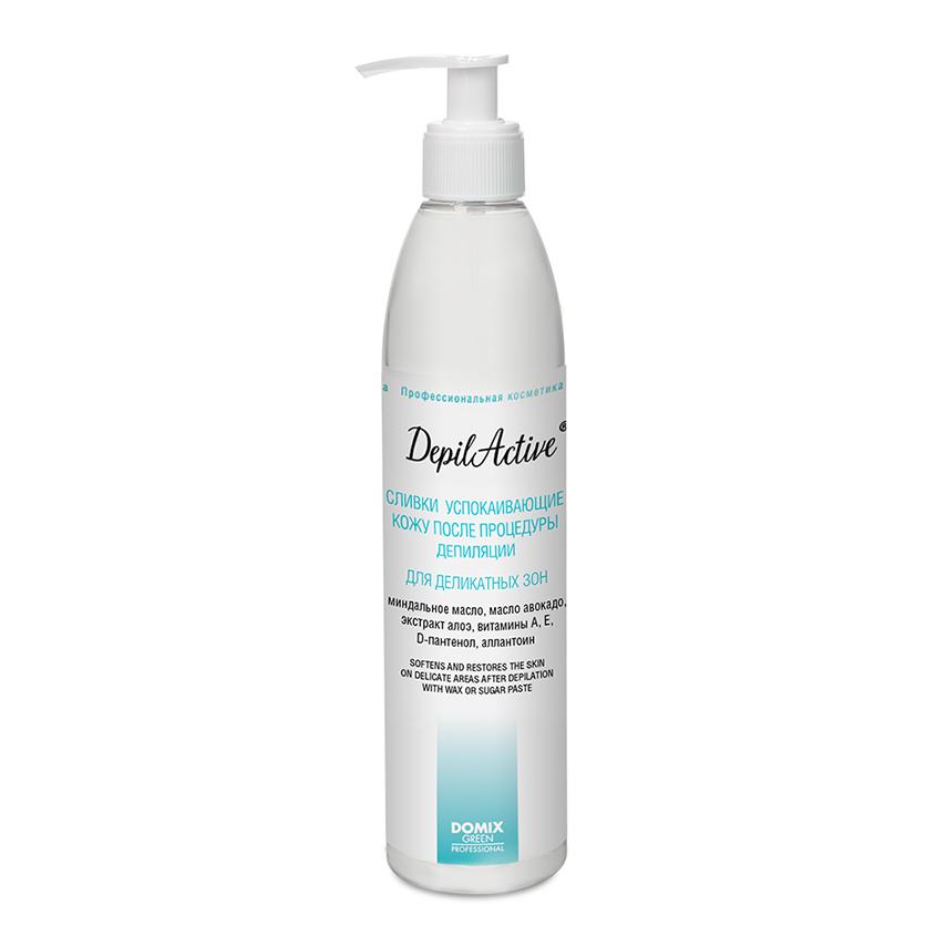 DOMIX DAP Вода косметическая для удаления остатков сахарной пасты после шугаринга