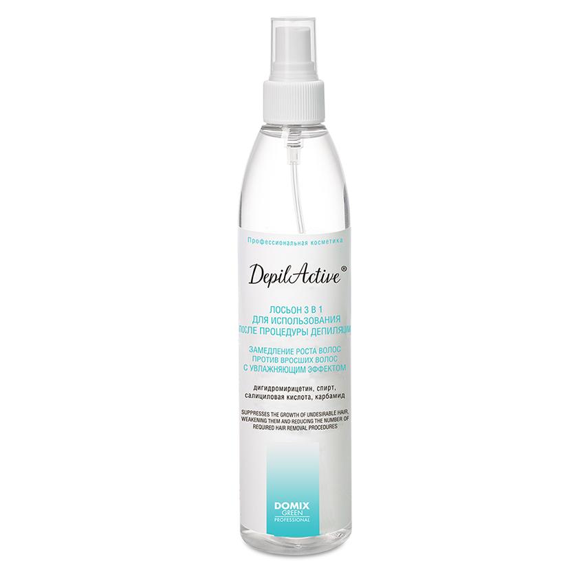 DOMIX DAP Лосьон 3 в 1 после процедуры депиляции с увлажняющим эффектом