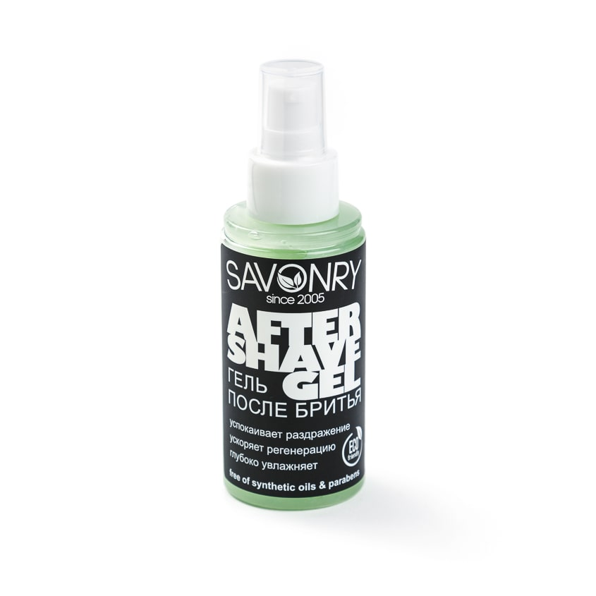 SAVONRY Гель после бритья