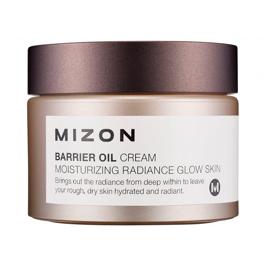 MIZON Увлажняющий крем для лица на основе масла оливы
