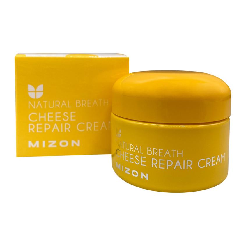 MIZON Питательный сырный крем для лица