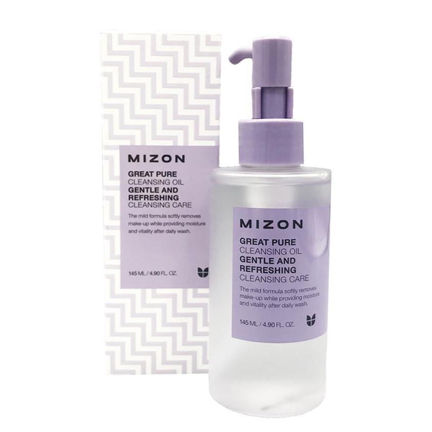 MIZON Гидрофильное масло для снятия макияжа