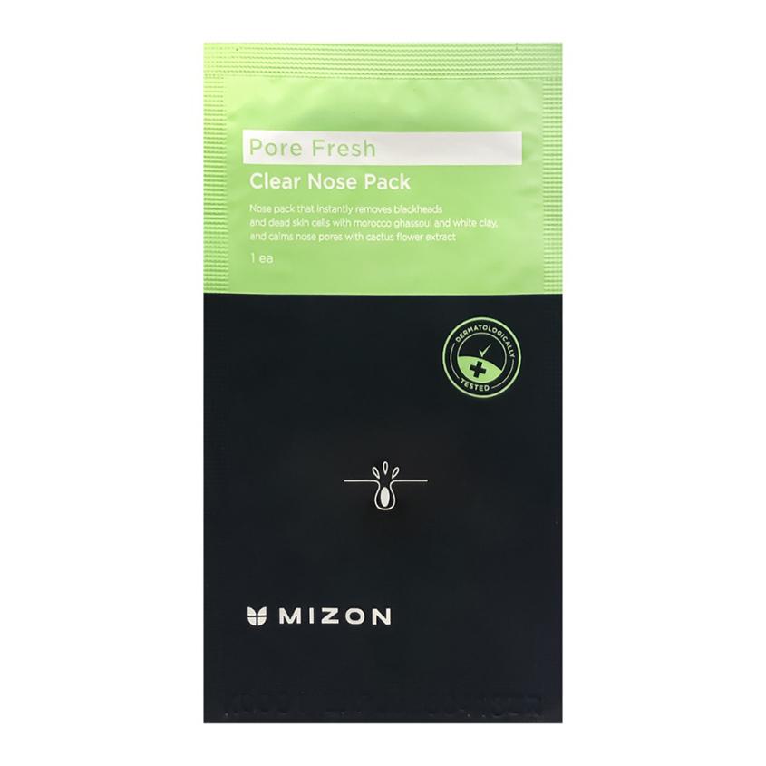MIZON Патчи для носа очищающие
