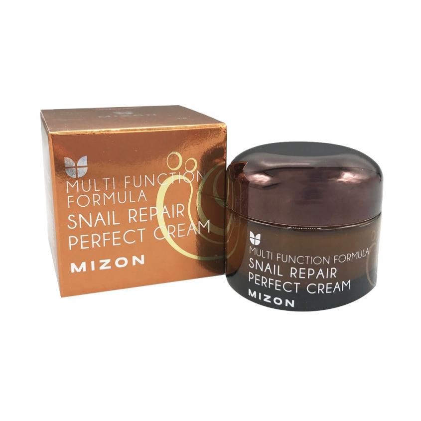 MIZON Питательный улиточный крем