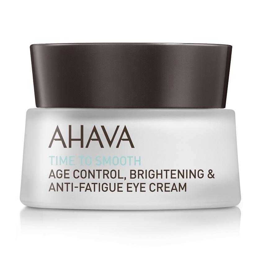 AHAVA Time To Smooth Крем для век замедляющий возрастные изменения