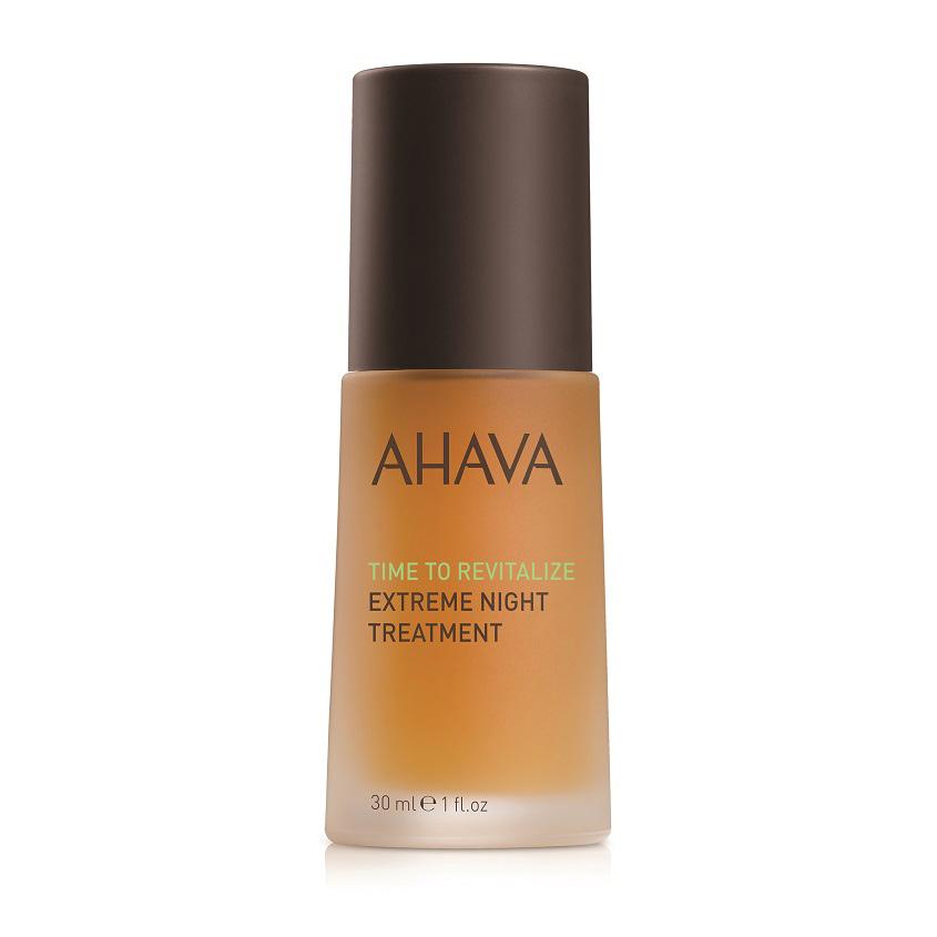 AHAVA Time To Revitalize Радикально восстанавливающий ночной крем