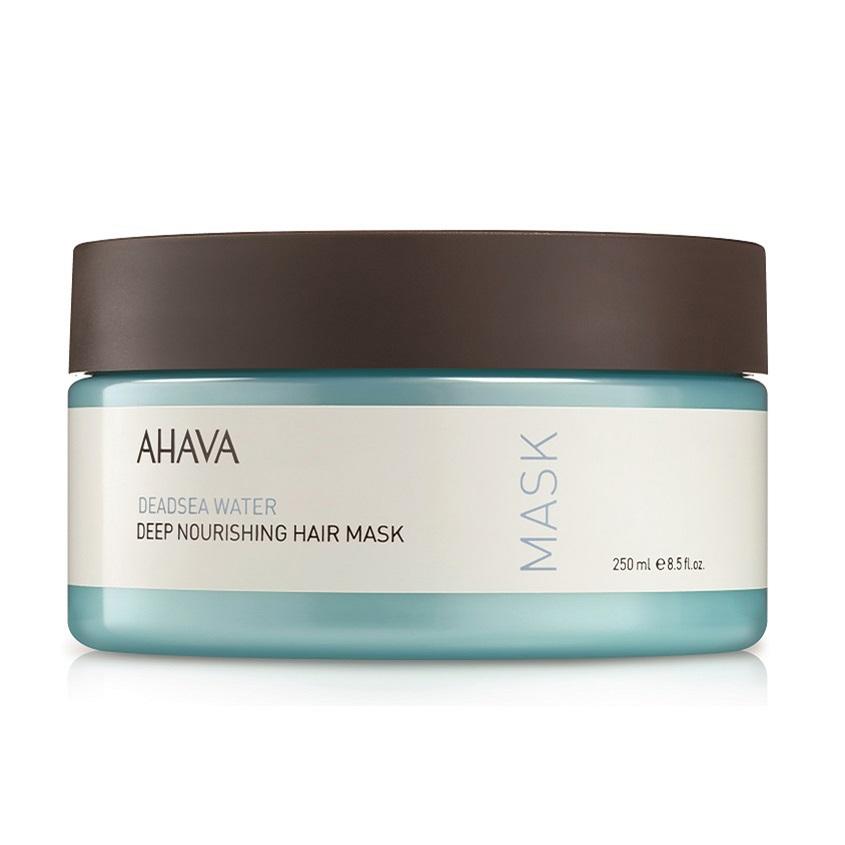 AHAVA Deadsea Water Интенсивная питательная маска для волос