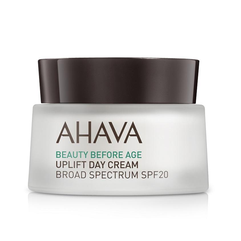 AHAVA Beauty Before Age Дневной крем для подтяжки кожи лица с широким спектром защиты spf20