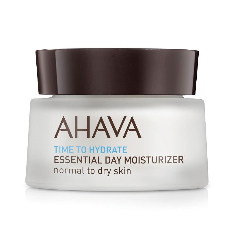 AHAVA Time To Hydrate Базовый увлажняющий дневной крем для нормальной и сухой кожи