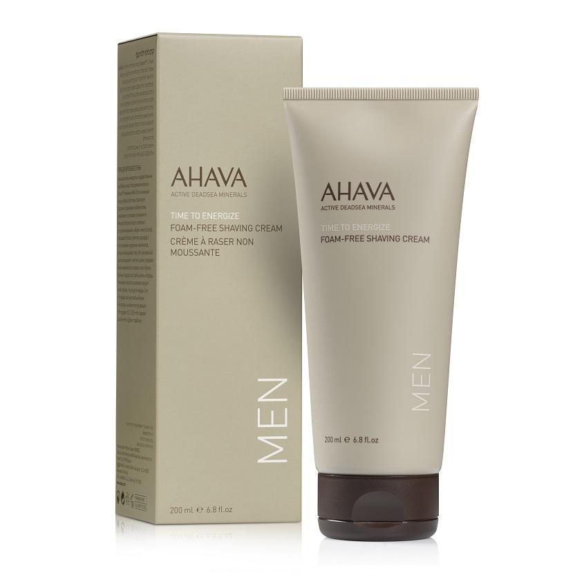 AHAVA Time To Energize Крем для бритья без пены