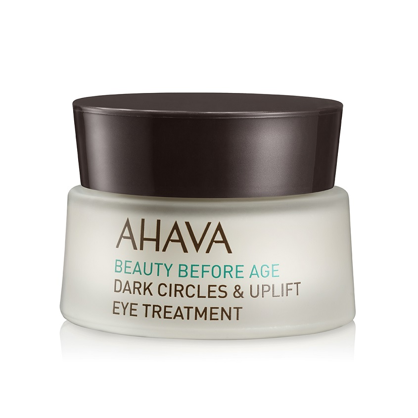 AHAVA Beauty Before Age Подтягивающий крем для глаз предотвращающий появление темных кругов