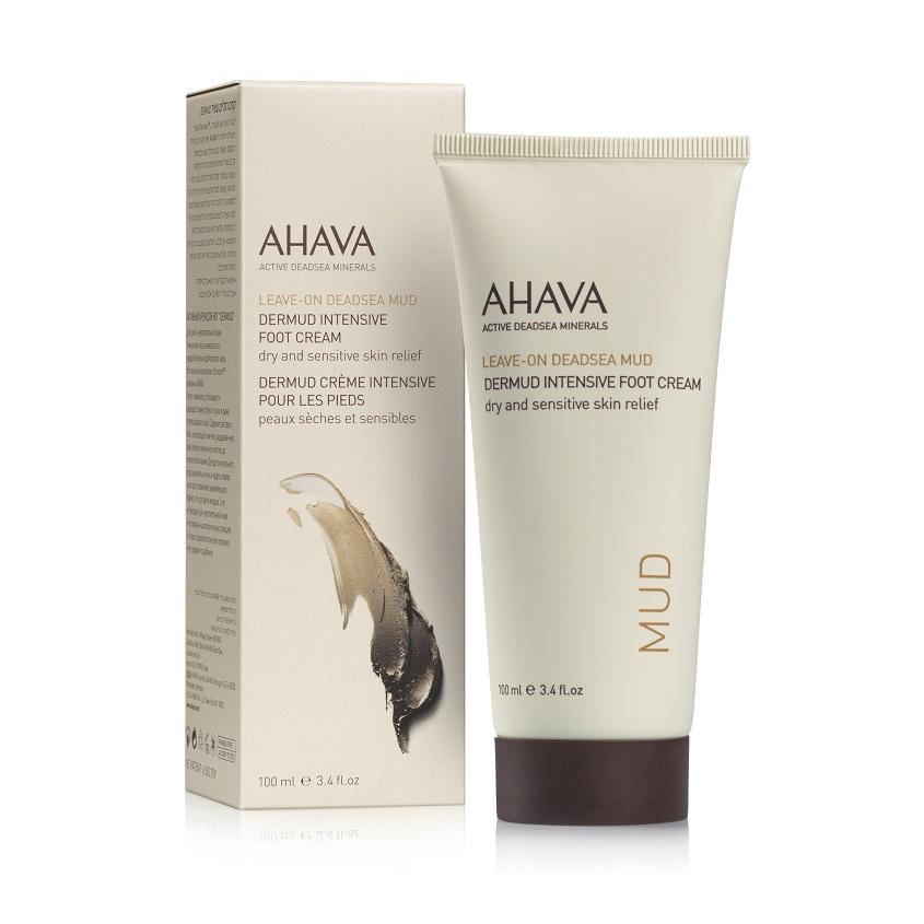 AHAVA Deadsea Mud Активный крем для ног dermud