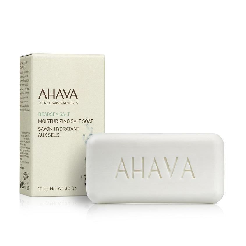AHAVA Deadsea Salt Мыло На Основе Соли Мертвого Моря