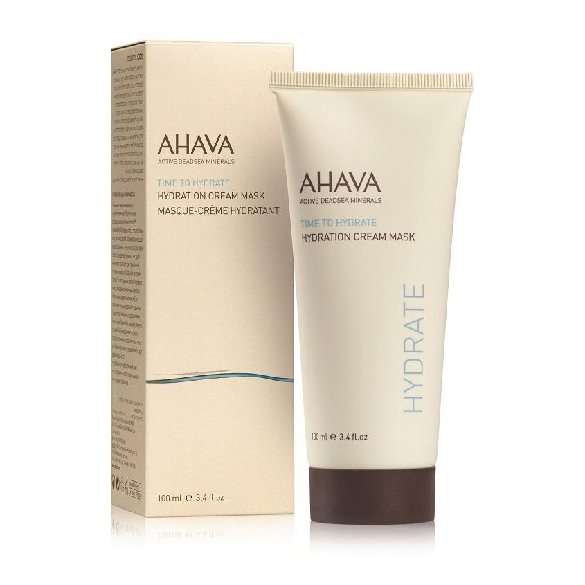 AHAVA Time To Hydrate Увлажняющая крем - маска