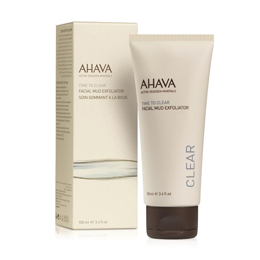 AHAVA Time To Clear Грязевый пилинг для лица