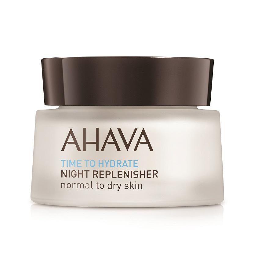 AHAVA Time To Hydrate Ночной восстанавливающий крем для нормальной и сухой кожи